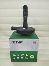 BTAP German Specification Original Equipment Quality Car Part Crankcase Vent Valve For AUDI A4 A6 2.4 VW PASSAT 2.8 077103245C