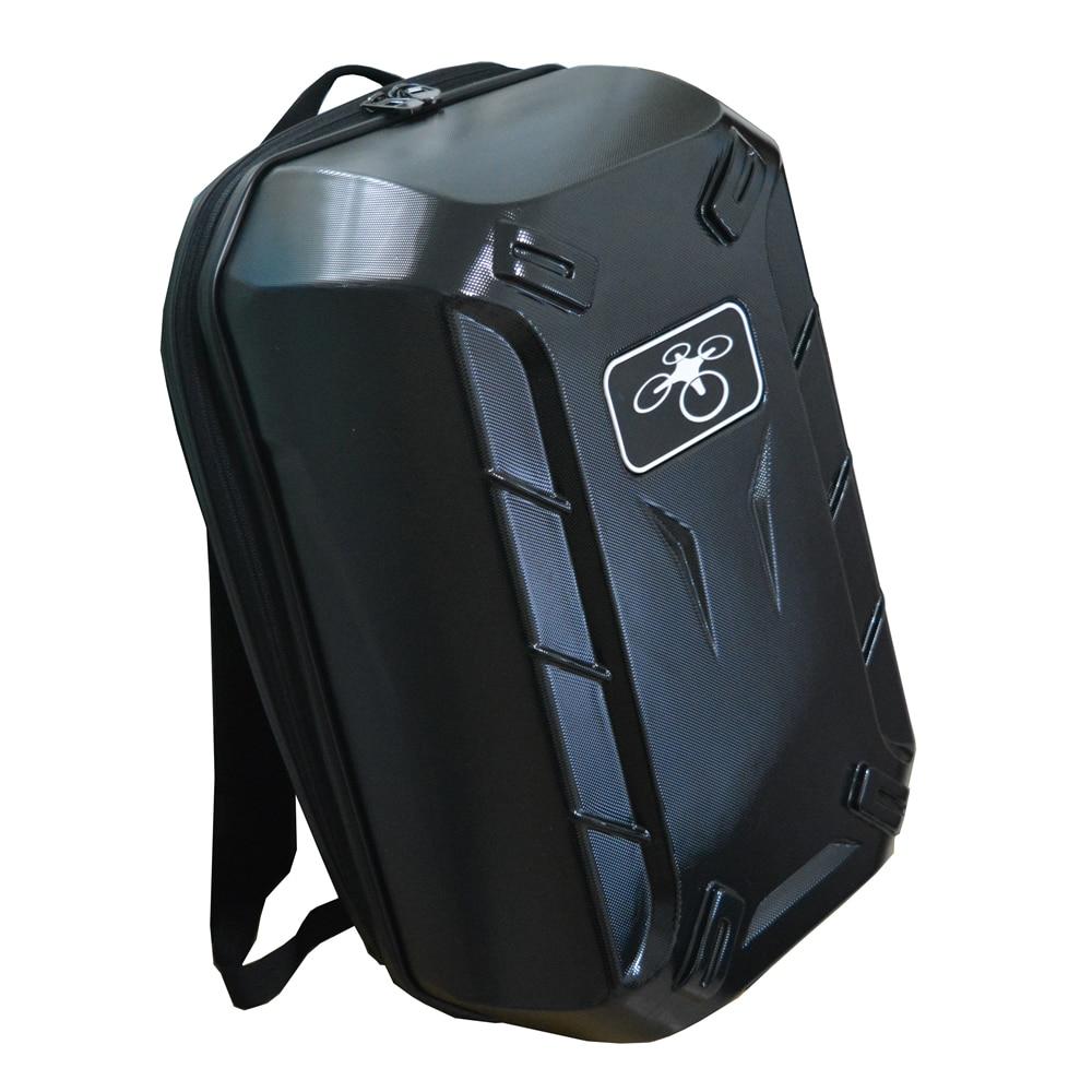 цена на Hardshell Bag Backpack for Phantom 3 Shoulder Carry Case Hard Shell Box for DJI Phantom 2 3s Standard FPV Drone Quadcopter