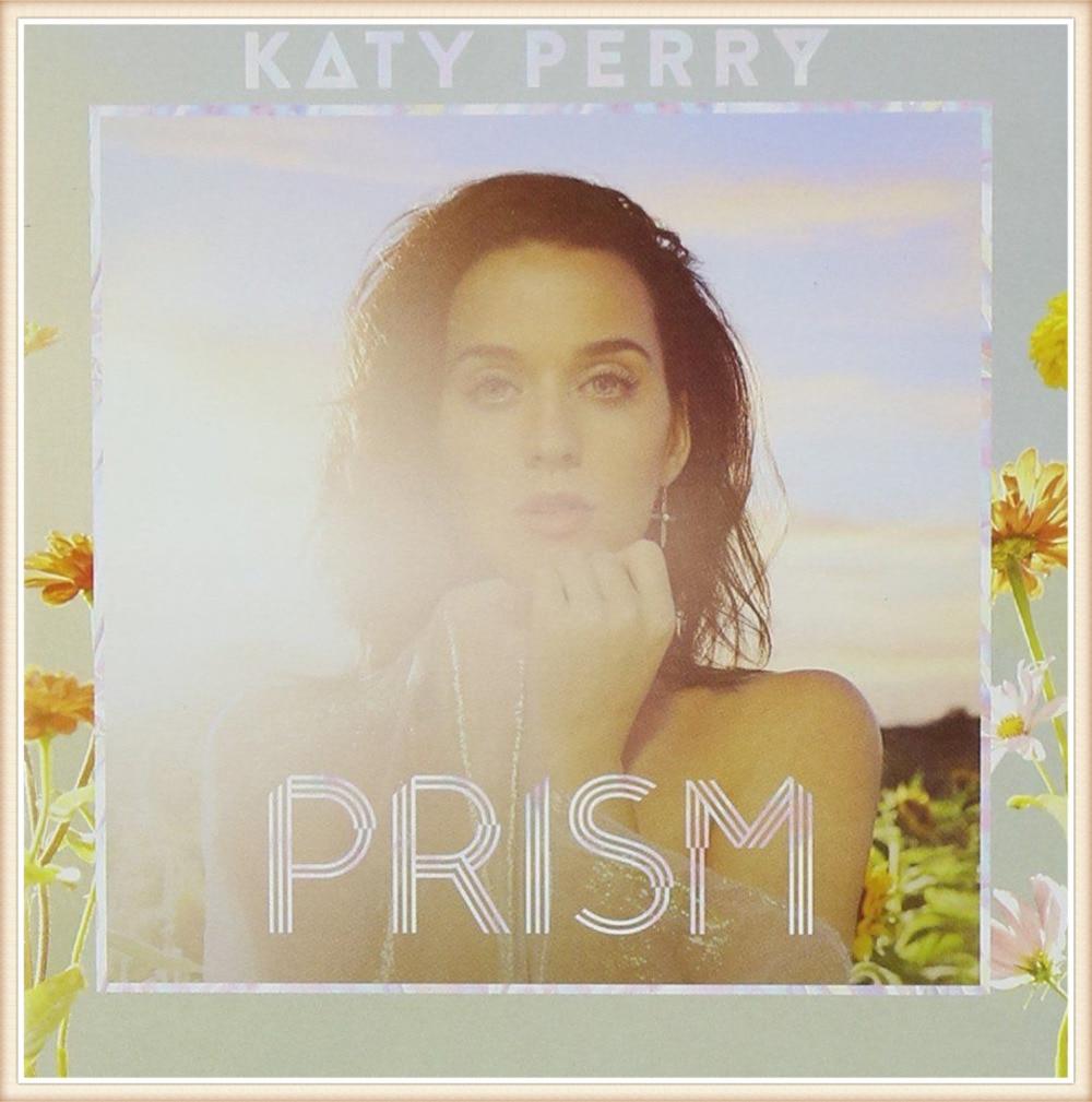 Katy Perry PRISMA Audio album 2013 CD Neue ursprüngliche Amerikanische version brand...