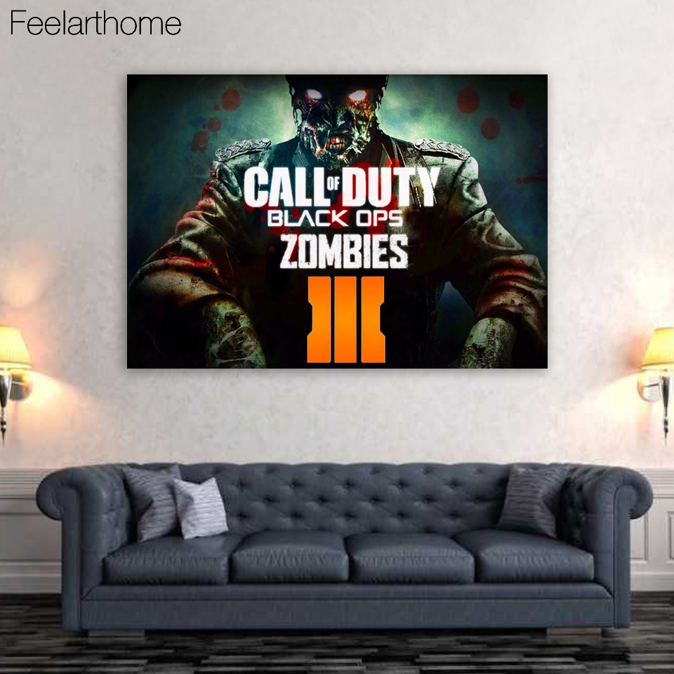 online buy wholesale call of duty wall art from china call of duty