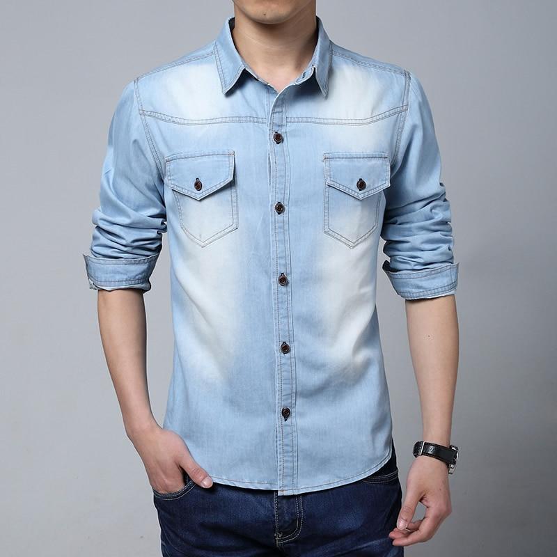 Kaiqifashion Brand Men Dress Shirt Casual Camisa Masculina Cotton