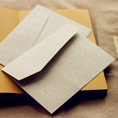 Creative Wood Grain Paper Envelope For Wedding Invitation Business Gift 24pcs In Cards Invitations From Home Garden On Aliexpress Alibaba Group