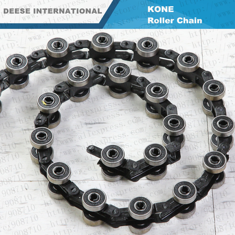 KM5070679G01 reversing chain 17 joints for Kone Elevator and Escalator spare parts Free shipping by DHL
