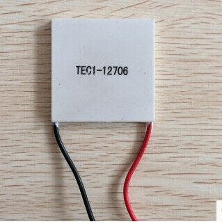 Thermoelectric Cooler TEC1-12706 12V 72W  Semiconductor Refrigeration Piece