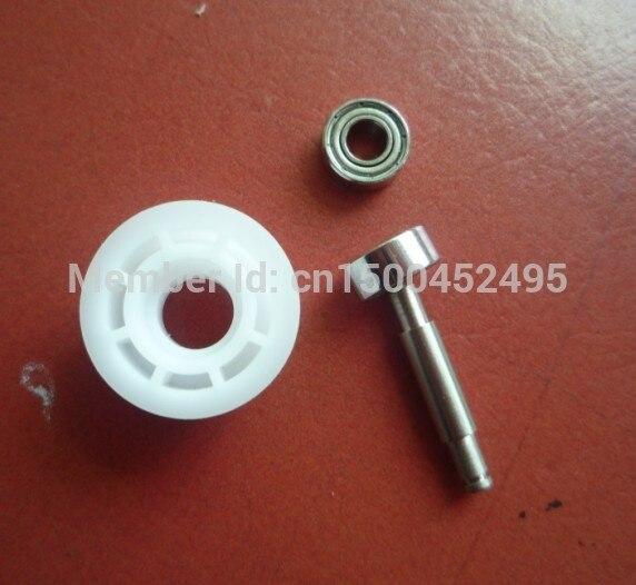 все цены на New original bearing pully bearing for EPSON Pro 4400/4450/4800/4880C/4880 CR belt driven bearing онлайн