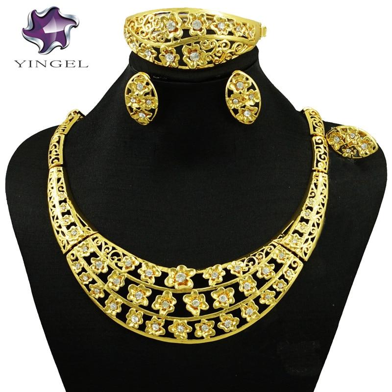 2018 India Jewelry Dubai Gold Jewelry Women Fashion: Indian Jewelry Dubai Gold Jewelry Sets Women Fashion