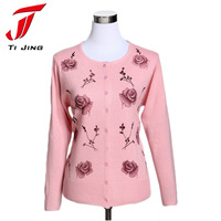 Spring Thin Cardigan New 2015 Long Sleeve Knitted Cardigan Sweater Women Cardigan Small Coat Free Shipping