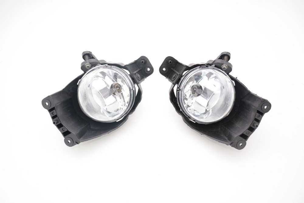 1Pair Car-styling Clear Lens Front Bumper Fog Light Lamps With Bulb for Chevrolet Aveo 2011-2016 1pair car styling clear front fog lights lamp with bulb for nissan altima sedan 2013 2015