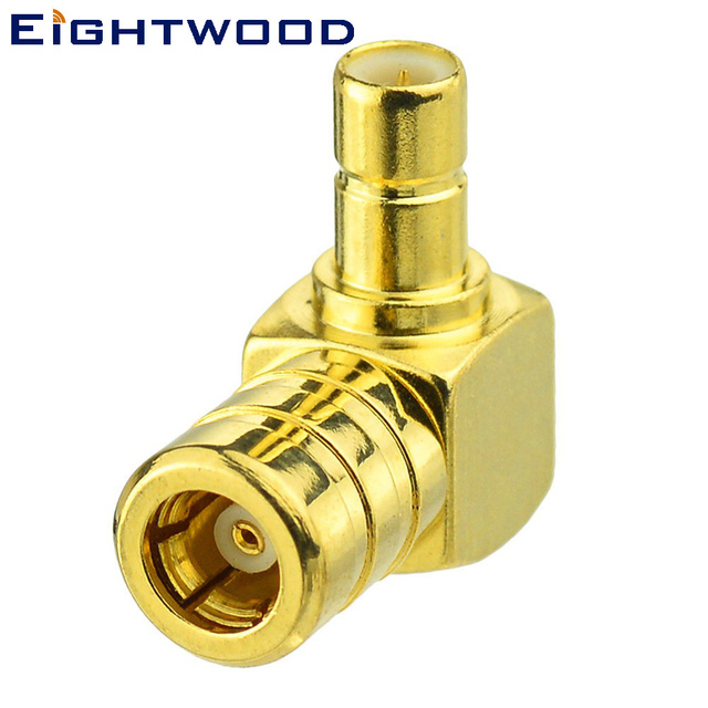 eightwood right angle fakra smb satellite radio antenna adapter