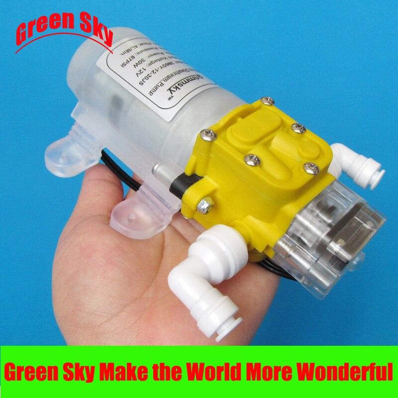 4L/Min 30W food grade water purifier pump 12v diaphragm