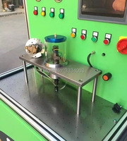 AM 200P Medium pressure common rail injector test bench for CAT C7 C9 3126B HEUI injectors, common rail HEUI injector tester