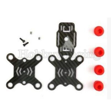 2 in 1 AV Transmission Unit Mount Plate & Anti-vibration Shock Absorber for DJI Phantom Gimbal FPV