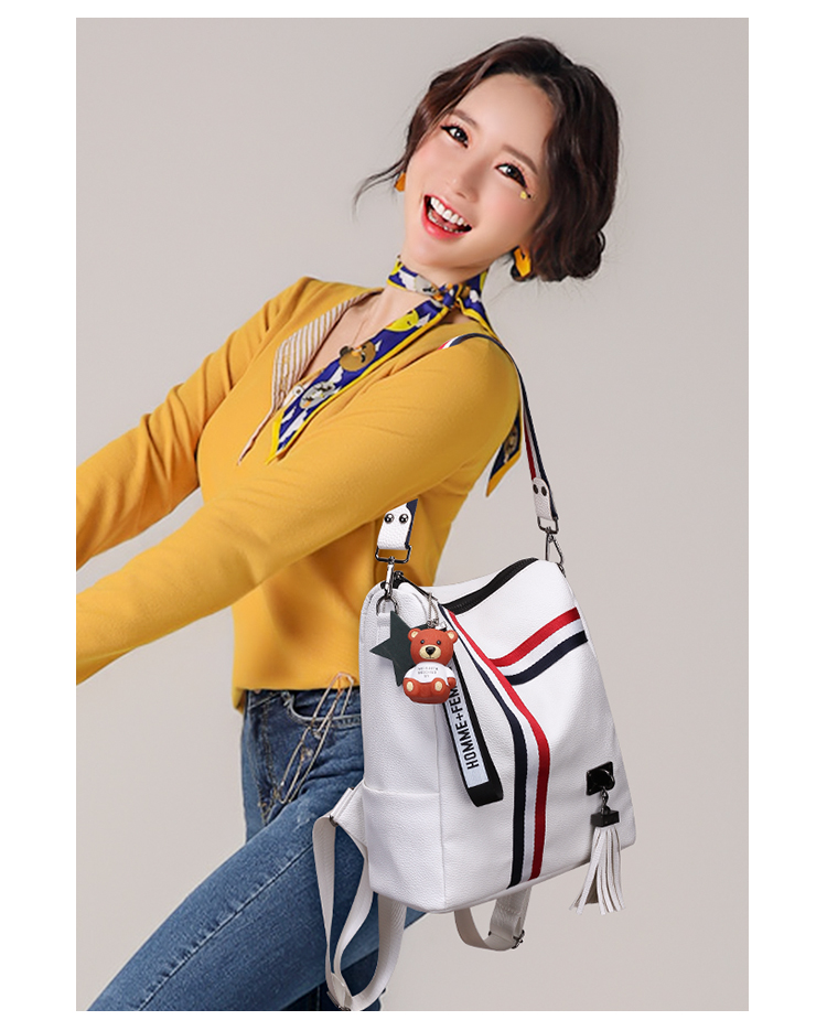2018 New Retro Fashion Ladies Backpack-0013