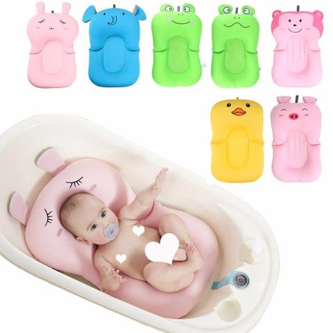 4d83f133227d Pk Bazaar baby bathing shower non slip bathtub mat newborn safety ...