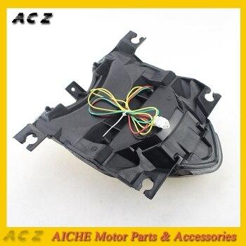 ACZ אופנוע אחורי Led בלם אור טאיליט הפעל אות אור משולב לסוזוקי Boulevard M109R VZR1800 M1800R 2006-2015