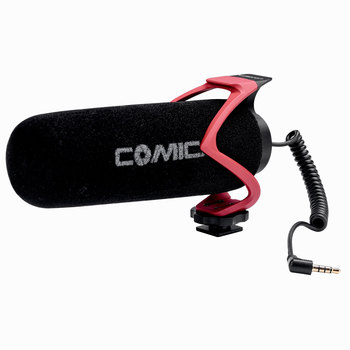 Comica V30 Lite Video Photography Recording Mic Vlog Camera Phone Microphone for Canon Nikon Sony DSLR iPhone Samsung S10 Note10 1