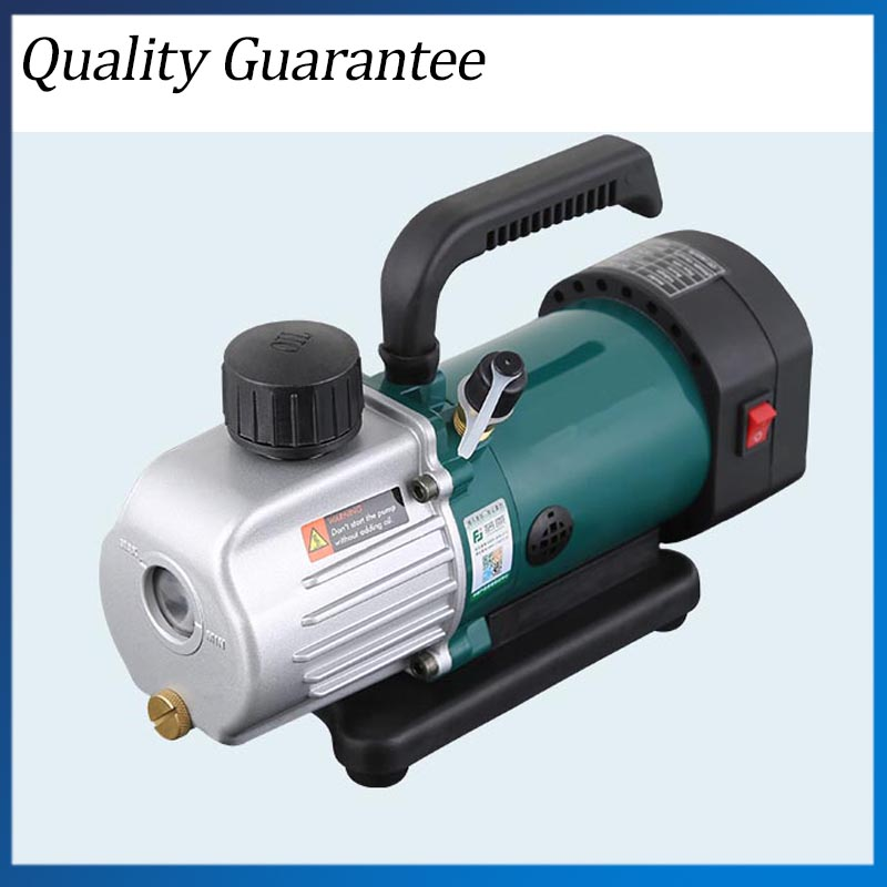 PVC-2M 1.8CFM ,50L/min Refrigeration Repair Air Vacuum Pump v1 w 2m pvc