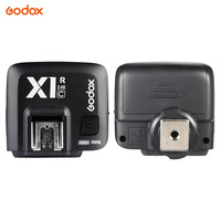GODOX X1R-C 32 Channels TTL 1\/8000s Wireless Remote Flash Receiver Shutter Release for Canon EOS Cameras GODOX X1T-C Transmitter