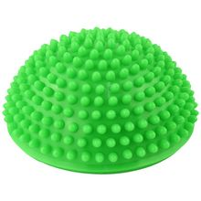 Мяч для йоги физический фитнес прибор мяч для тренировки баланса точечный массаж шаговые камни сферы для балансировки прибор для занятия йогой gr