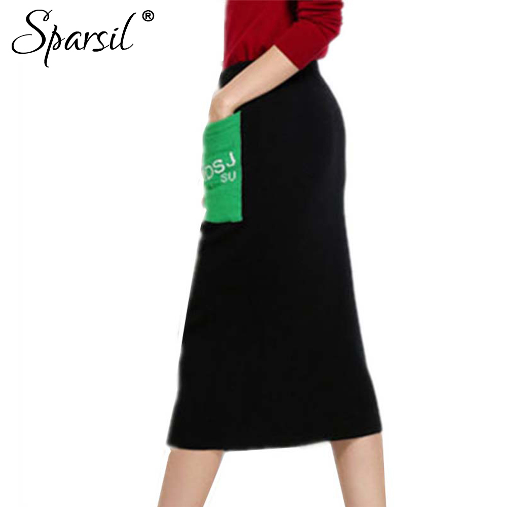 SKIRTS - Knee length skirts Autumn Cashmere Discount Aaa Hot Sale Online o1AKm