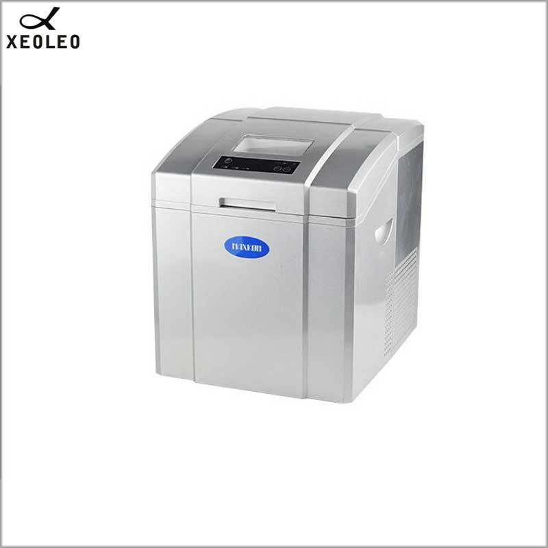 Kühlschränke Und Gefriergeräte Ordentlich Xeoleo Kugel Eismaschine 20 Kg Eis Maschine Haushalt Runde Eis Machen Maschine Bar Runde Eis Manuelle Hinzufügen Wasser 220 V/110 V Großgeräte