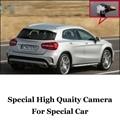 Камера автомобиля Для Mercedes Benz GLA Класса МБ X156 2013 ~ 2016 Высокая качество Заднего Вида Резервное Копирование Камеры Для Любителей | CCD + RCA