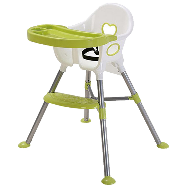 Baby High Chair Baby Highchair Portable Feeding Chair Portable Folding Kids  Table And Chair Children Child