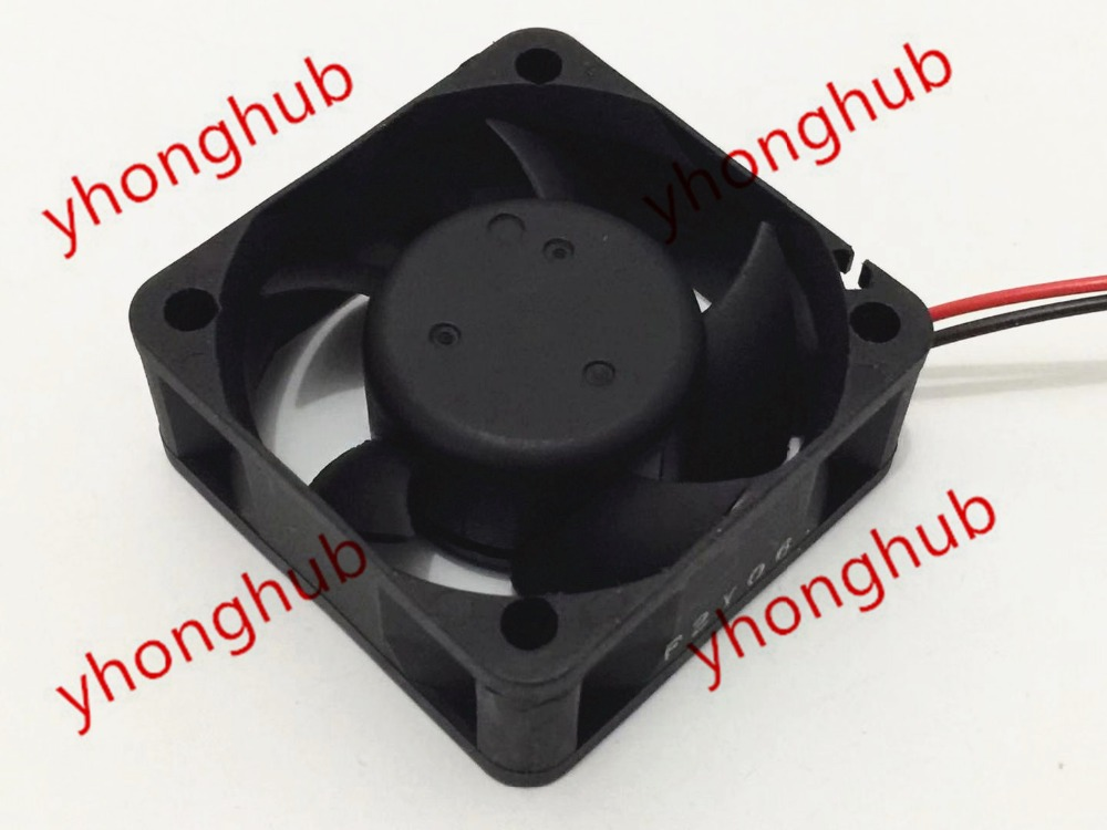 Delta Electronics AUB0524VHD 6Y78 Server Cooler Fan DC 24V 0.15A 50x50x20mm 2-wire