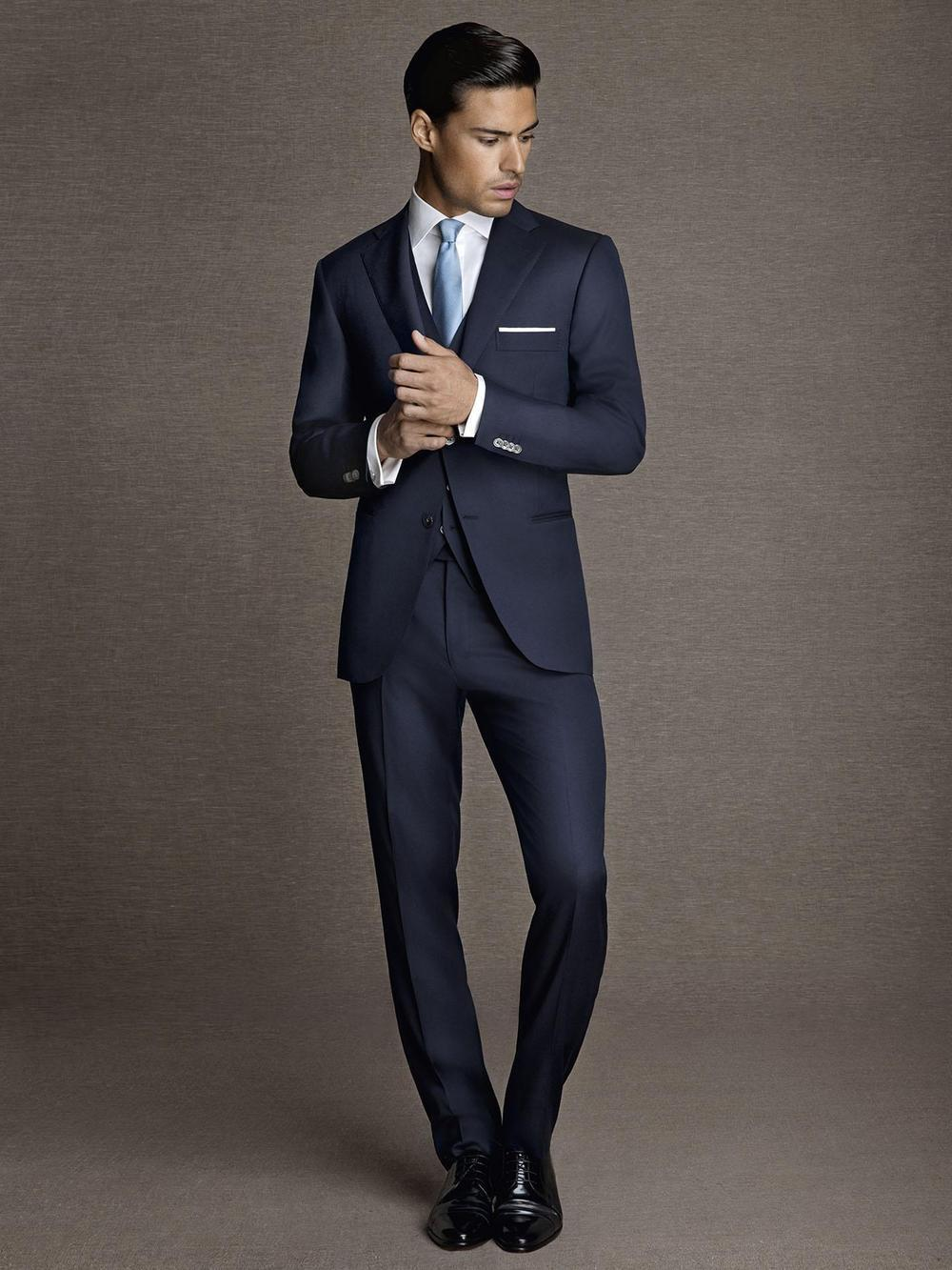High Quality Navy Blue Suits for Men Promotion-Shop for High