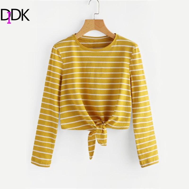 Online Get Cheap Yellow Striped Shirt
