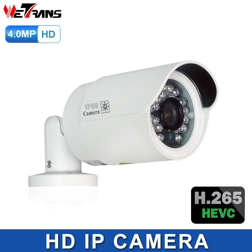 Ip-kamera 4.0MP Wasserdichte Kleine Home Security Onvif 20 mt Nachtsicht HD Netzwerkkamera...