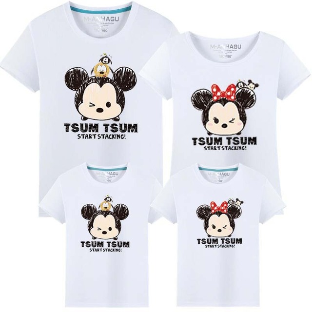 53ba973c4665a US $8.53 5% OFF|Boys Girls Summer T Shirt Father and Daughter Son Matching  Clothes Mommy and Me Mom Daughter Clothes Cotton Family Shirts Look-in ...