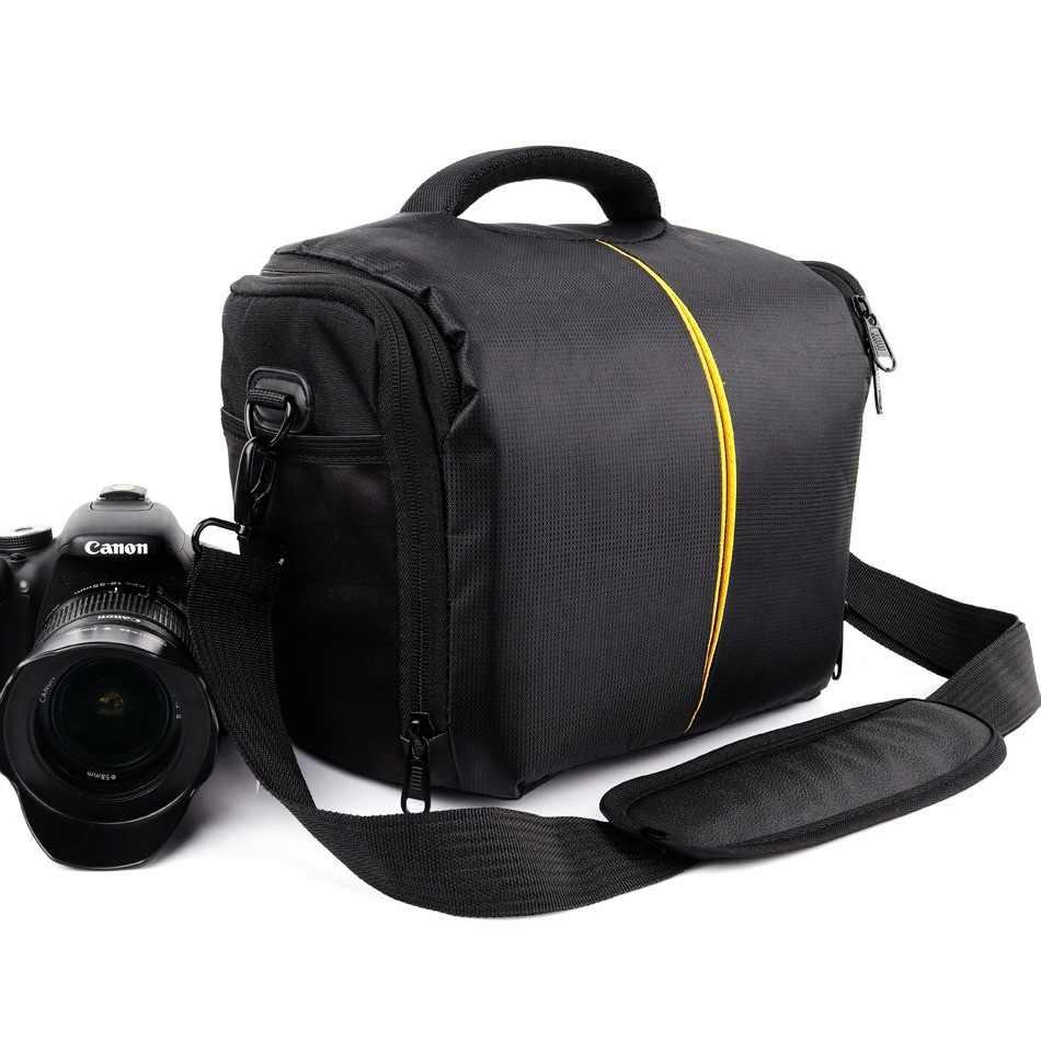 كاميرا dslr مقاومة للمياه حقيبة الصورة حالة لكانون 1300D 750D 90D 80D 800D 5D علامة II III IV 650D 600D 77D نيكون كاميرا عدسة الحقيبة
