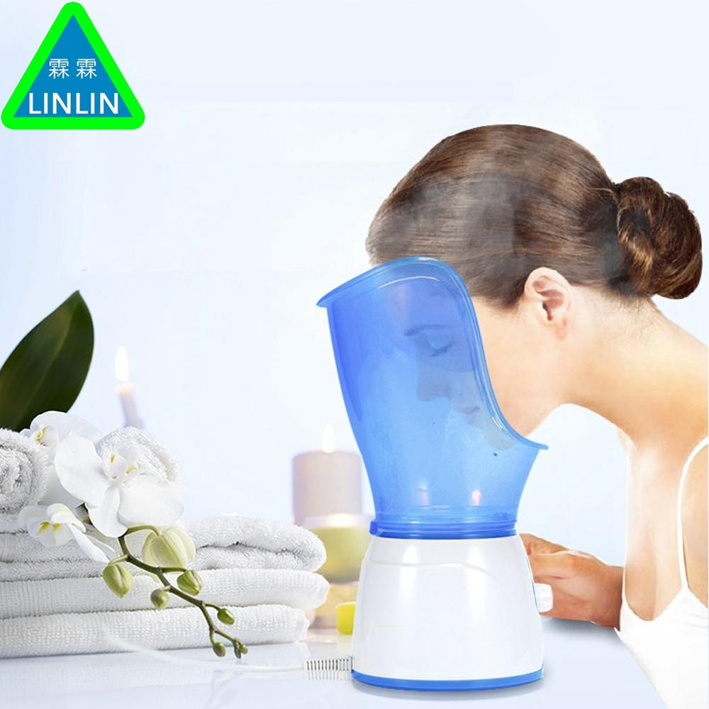 LINLIN Household nasal steamer  Facial herbal sprayer  Fumigation and atomization facial steamer  Cosmetic instrument