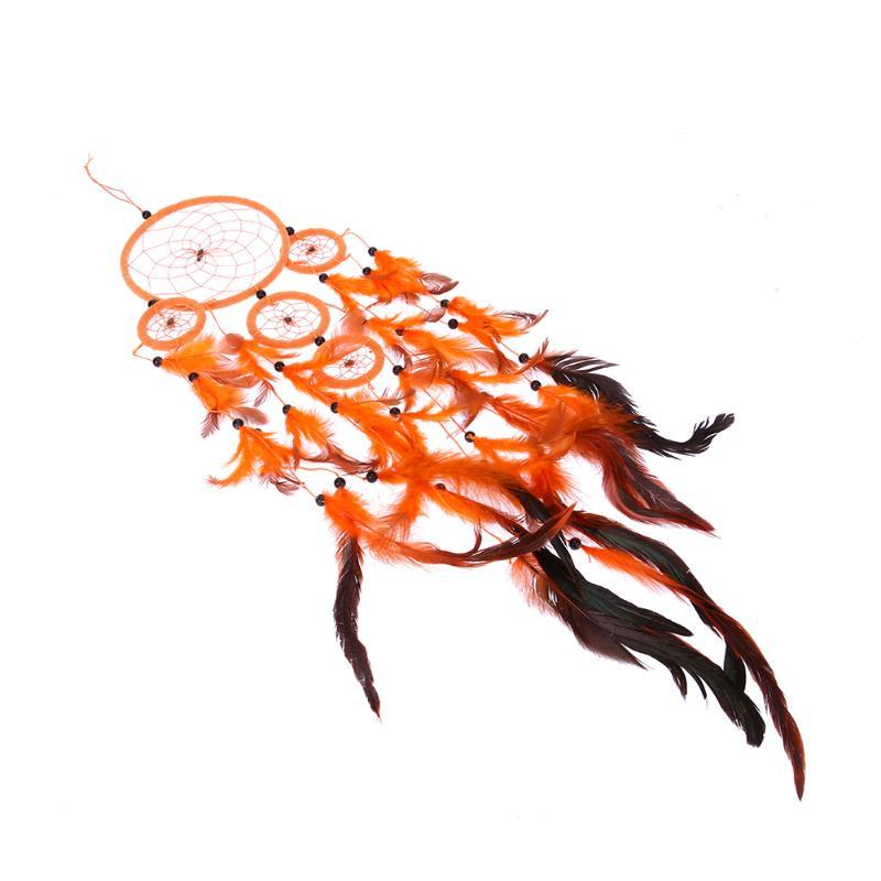 Attrape Rêve Orange 15