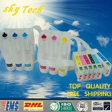 Leere CISS Anzug für T5591 T5592 T5593 T5594 T5595 T5596, anzug für epson rx700, mit auto-reset-chips