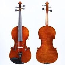 Taishi  violin 4/4 Copy Antonio Stradivari Cremonese 1716Modelo freight free violino All European Wood Madeira