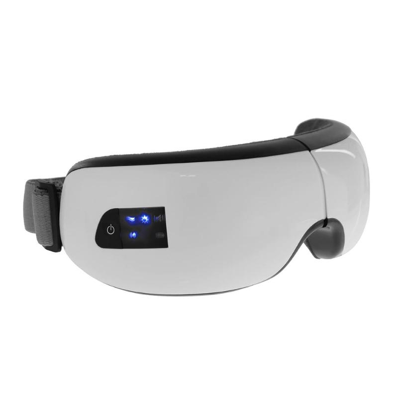 Wireless Electric Eyes Massager Heating Therapy Air Pressure Music Eye SPA Eyes Stress Relief Care Device dermalogica масло успокаивающее антистрессовое stress relief treatment oli spa body therapy 100мл