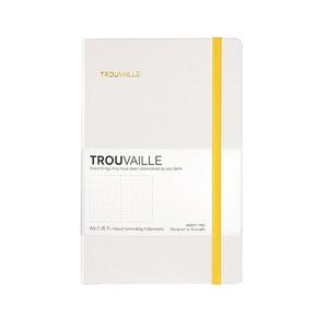 Image 5 - Gepunktete Notebook Dot Grid Journal A5 Hard Cover Tagebuch Dicken Reise Tagebuch Planer