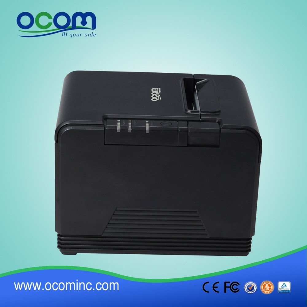 80mm POS Thermal Receipt Printer compatible with ESC/POS command