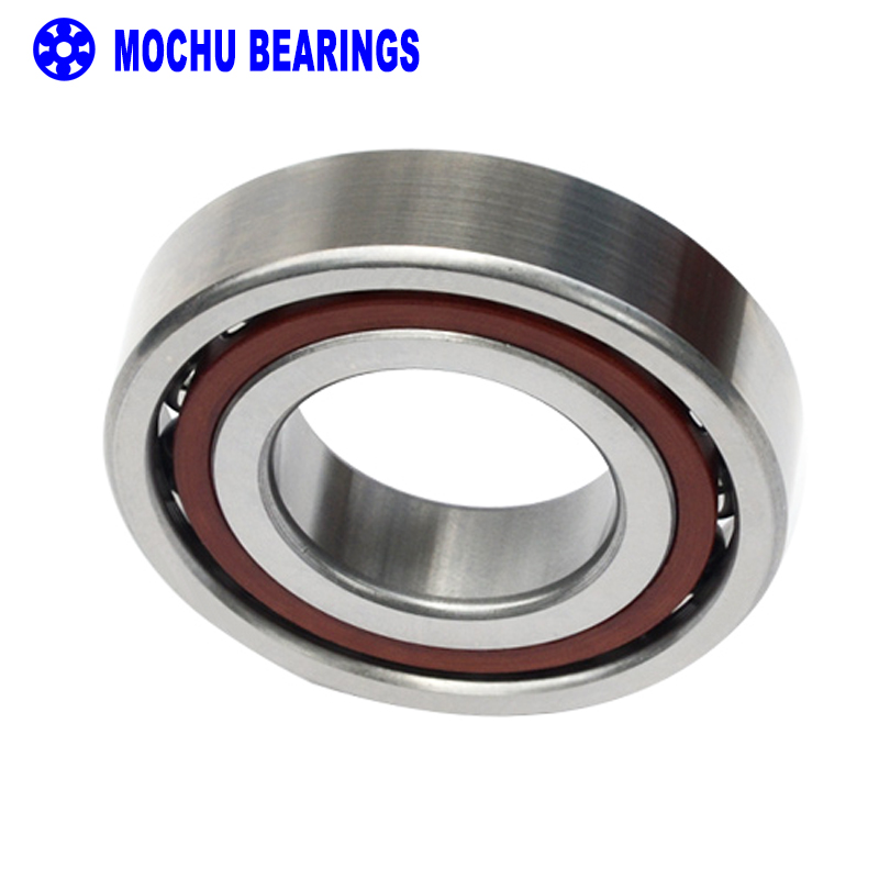 1pcs 71806 71806CD P4 7806 30X42X7 MOCHU Thin-walled Miniature Angular Contact Bearings Speed Spindle Bearings CNC ABEC-7 1pcs 71932 71932cd p4 7932 160x220x28 mochu thin walled miniature angular contact bearings speed spindle bearings cnc abec 7