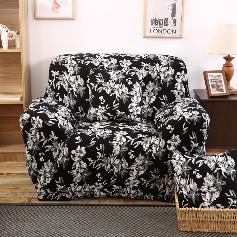 New Spandex Sofa <font><b>Cover</b></font> Furniture Protector Slipcovers Sofa tight wrap elastic full sofa <font><b>Cover</b></font> Fit Most Sofa Home Decor