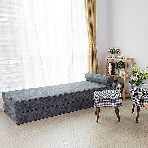 Awe Inspiring Aidai Small Family Home Minimalist Modern Ikea Sofa Bed 1 8 Machost Co Dining Chair Design Ideas Machostcouk