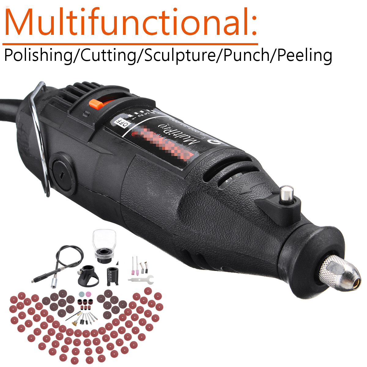 Multifunctional Electric Engraving Tools Kit Complete DIY Grinders Polishing Rotary Cutting Jade Carving Jewelry Design Tool SetMultifunctional Electric Engraving Tools Kit Complete DIY Grinders Polishing Rotary Cutting Jade Carving Jewelry Design Tool Set