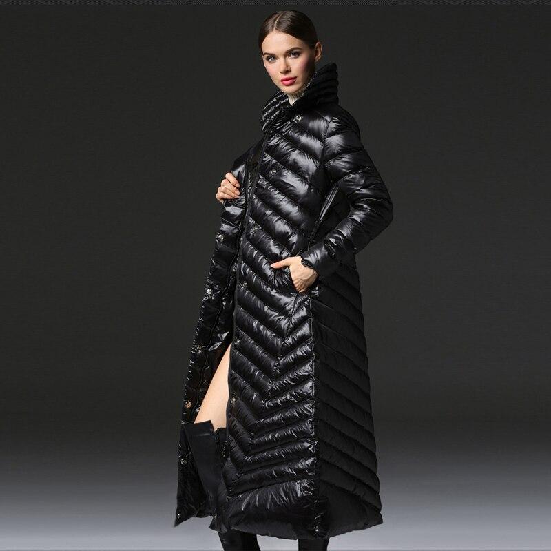 928bb123150a Ynzzu Новый Для женщин Зимняя мода вниз пальто ...