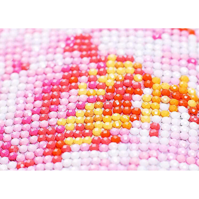 5D Aqua Cereja bordado Ponto Cruz de diamantes DIY pintura Diamante praça cheia de Strass decoração de casa dropshipping yy370