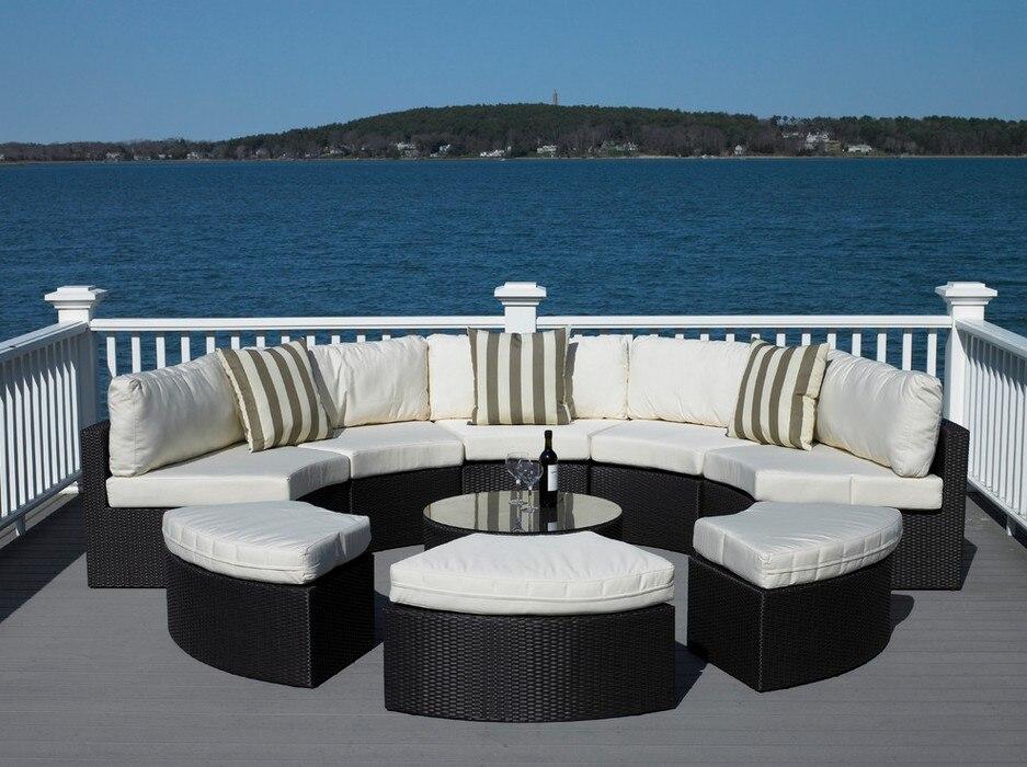 rattan sofa garten-kaufen billigrattan sofa garten partien aus, Garten und bauen