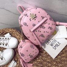 Личность заклепки мини-книга булочки мать Сумки студент прилив мешок прилив пакет