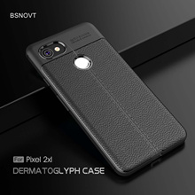 For Google Pixel 2 XL Case Silicone Leather Anti-knock Phone Case For Google Pixel 2 XL Cover For Google Pixel 2 XL Funda 6.0'' сова pattern мягкий тонкий тпу резиновая крышка силиконовый гель чехол для google pixel