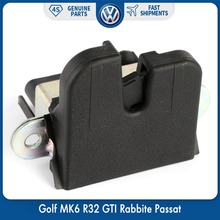 OEM המקורי האחורי Trunk אתחול נעל נועל פולקסווגן פולקסווגן גולף MK6 R32 GTI Rabbite פאסאט וריאנט 5KD 827 505 9B9 5K0827505A